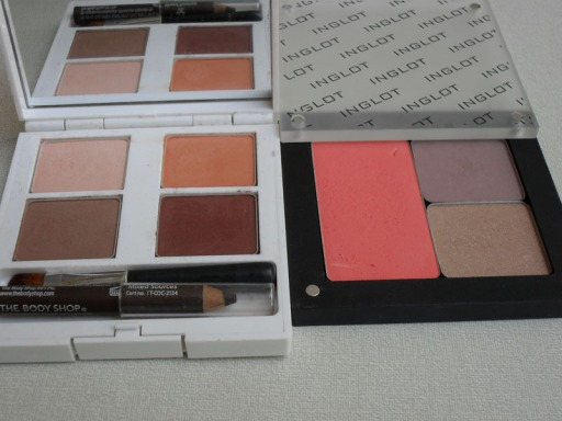 Summer 2013 products - Palettes