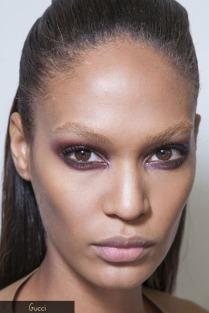 F/W 2013-14 makeup trend: Grunge Eyes - Gucci