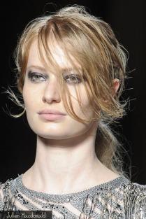 F/W 2013-14 makeup trend: Grunge Eyes - Julien Macdonald