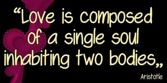 Aristotle's notion of love